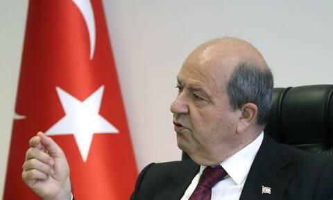 O Τατάρ ανδρείκελο του Ερντογάν: Αυτά είναι τα σχέδιά μας για το Κυπριακό