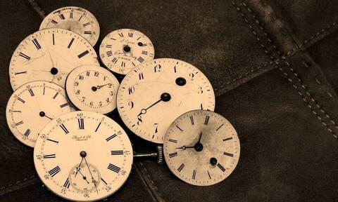 Χειμερινή ώρα: Δείτε πότε θα γυρίσουμε τα ρολόγια μια ώρα πίσω