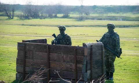 Θωρακίζεται ο Έβρος: Κατασκευή αποτρεπτικών εμποδίων από τις Ένοπλες Δυνάμεις