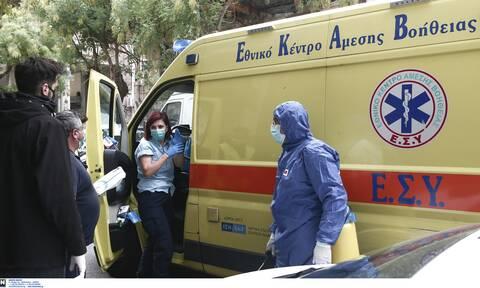 Μεταξουργείο: Εκκένωση κτηρίου υγειονομικής «βόμβας» - Γυναίκα φέρεται να νοσεί από κορονοϊό