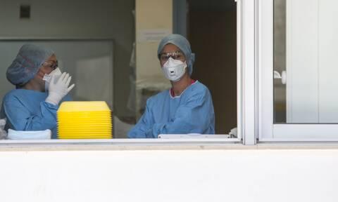 Ο κορονοϊός 5 φορές πιο φονικός από τη γρίπη – Τι δείχνουν τα στοιχεία από τα νοσοκομεία
