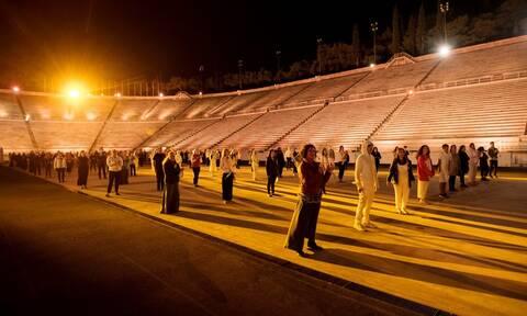 «Ας κρατήσουν οι χοροί»: Οι εικόνες από την χορογραφία για τα 200 χρόνια από την Επανάσταση