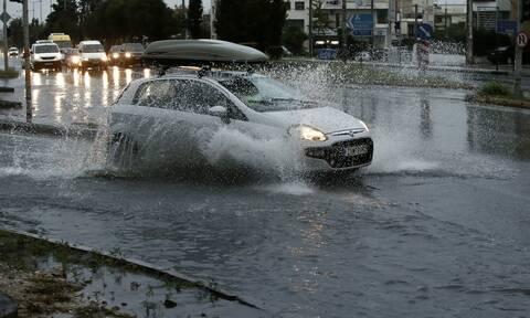 Κακοκαιρία: Στον «πυρήνα» των καταιγίδων η Κρήτη - Πού θα χτυπήσουν επικίνδυνα καιρικά φαινόμενα
