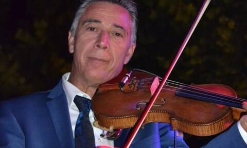 Κορονοϊός - Ζήσης Κασιάρας: Πέθανε ο βιολιστής διάσημων τραγουδιστών