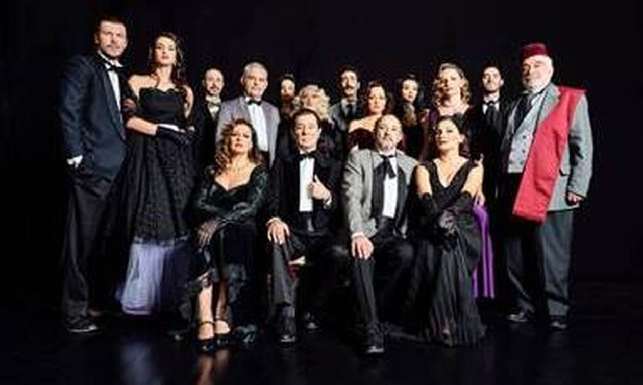 Κάποτε στο Βόσπορο: Μια παράσταση για την Πόλη της καρδιάς μας
