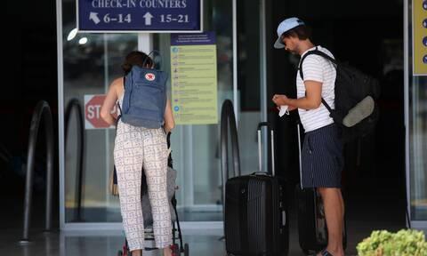 Κακοκαιρία - Κρήτη: Κλείνει το αεροδρόμιο «Ν. Καζαντζάκης»