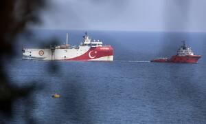 Oruc Reis: Σε απόσταση αναπνοής ο Στόλος από τους Τούρκους - Έρχεται νέα ΝΑVTEX