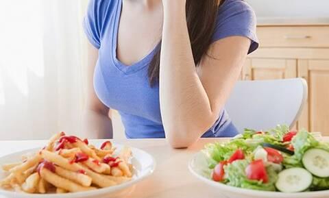 Για αυτό δυσκολεύεστε να χάσετε κιλά