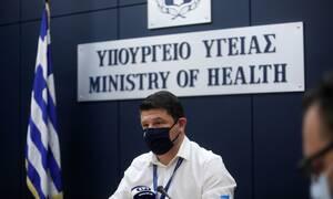 Κορονοϊός: Έκτακτη ενημέρωση Χαρδαλιά - Ανακοινώνονται νέα μέτρα