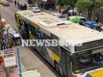 Αναστάτωση στα Ιλίσια: Eχασε τις αισθήσεις του μέσα σε λεωφορείο