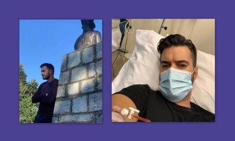 Γιάννης Τσιμιτσέλης: Η νέα φωτογραφία μετά την περιπέτεια της υγείας του