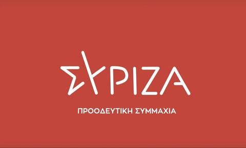 ΣΥΡΙΖΑ:  Απροετοίμαστη η χώρα στο δεύτερο κύμα - Δεν κρύβονται οι ευθύνες της κυβέρνησης
