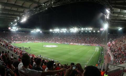 Ολυμπιακός-Μαρσέιγ LIVE: Η «ερυθρόλευκη» πρεμιέρα στο Champions League