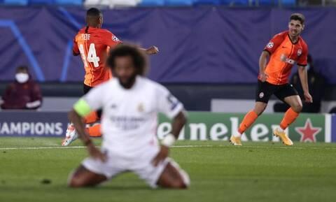 Champions League: «Βόμβα» της Σαχτάρ στη Μαδρίτη, ισοπαλία στην Αυστρία (vids)