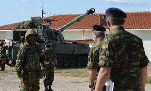 Ενισχύονται οι Ένοπλες Δυνάμεις: Πρόσληψη 1.600 Επαγγελματιών Οπλιτών το 2021