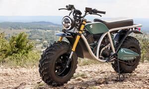 Η Volcon είναι μια ηλεκτρική μοτοσικλέτα εμπνευσμένη από την Tesla