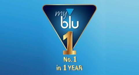 Το myblu έφερε τα πάνω-κάτω σε ένα μόλις χρόνο!