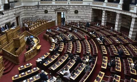 Βουλή - Πτωχευτικό: Νομοθετικές βελτιώσεις από Σταϊκούρα και Γεωργιάδη