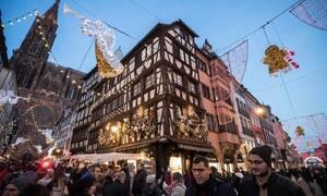 Κορoνοϊός - Στο «κόκκινο» το Στρασβούργο - Κλειστή φέτος η χριστουγεννιάτικη αγορά
