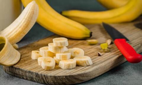 Κάντε την τριήμερη αποτοξίνωση της μπανάνας