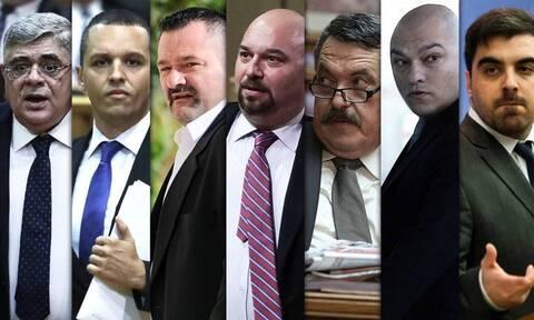 Δίκη Χρυσής Αυγής - Απόφαση: Στην φυλακή Μιχαλολιάκος και Κασιδιάρης - Ποιοι πήραν αναστολή