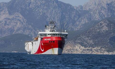 Oruc Reis: Στα 16 ναυτικά μίλια - Κρίσιμο το διήμερο 27 και 28 Οκτωβρίου