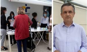 Κασαπίδης στο Newsbomb.gr: Η Δ. Μακεδονία μπήκε στο «κόκκινο» - Ελπίζουμε να βγούμε πρώτοι
