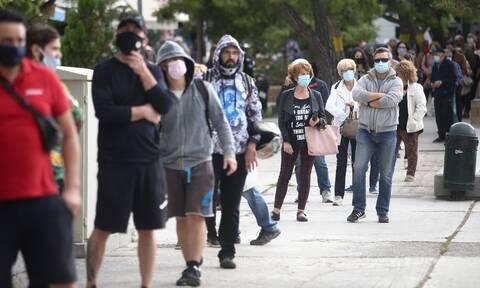 Κορονοϊός: Φόβοι για πάνω από 1.000 κρούσματα σήμερα