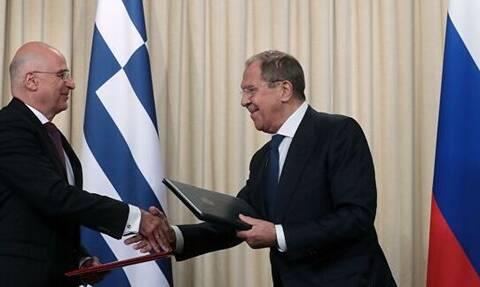 Сергей Лавров 26 октября проведет рабочую поездку в Афины