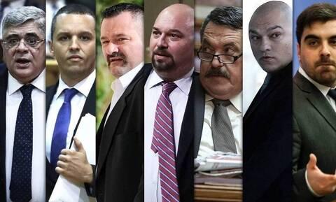 Χρυσή Αυγή: Ποιοι οδηγούνται στη φυλακή και ποιοι όχι - Ολόκληρη η απόφαση