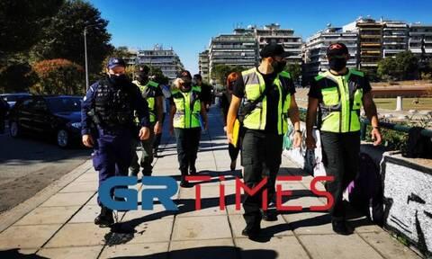 Κρούσματα σήμερα: Εντατικοί έλεγχοι στην Θεσσαλονίκη μετά την ραγδαία αύξηση
