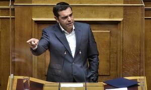 Πρόταση μομφής κατά του Σταϊκούρα καταθέτει ο Αλέξης Τσίπρας