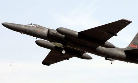 Κατασκοπευτικά αεροσκάφη των ΗΠΑ πάνω από τη Ρόδο