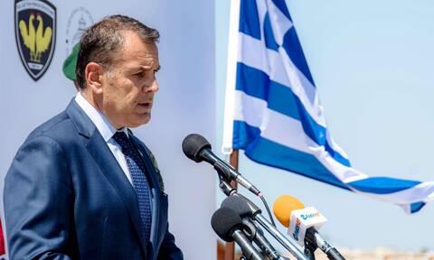 Oruc Reis: Στο τραπέζι ο μηχανισμός αποκλιμάκωσης του ΝΑΤΟ - Οι όροι του Παναγιωτόπουλου