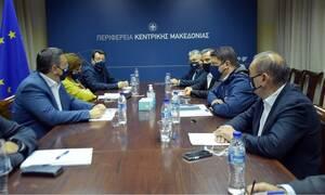 Χαρδαλιάς: Κρίσιμη η κατάσταση στη Θεσσαλονίκη – «Εξαιρετικά επιθετική η έξαρση στις Σέρρες»
