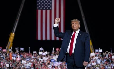 ΗΠΑ: Ο Τραμπ δημοσιοποίησε τη συνέντευξή του στο CBS - Κατηγορεί το κανάλι για μεροληψία