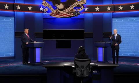 Εκλογές ΗΠΑ: Δείτε LIVE το δεύτερο debate ανάμεσα σε Τραμπ και Μπάιντεν