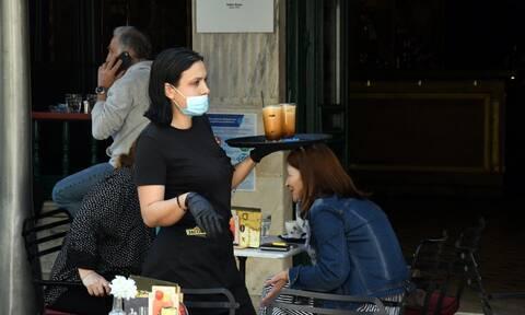 Κορονοϊός στην Ελλάδα: Έτσι θα φοράμε μάσκα στα καταστήματα εστίασης