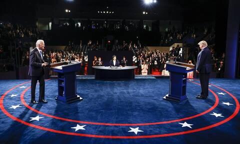 Εκλογές ΗΠΑ: Όλα όσα συνέβησαν στο debate Τραμπ - Μπάιντεν - Τι είπαν για τον κορονοϊό