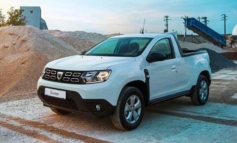Το Dacia Duster έγινε και αγροτικό