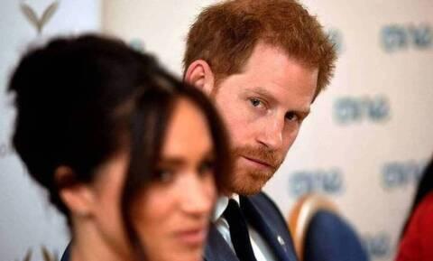 Απελπισμένος ο πρίγκιπας Χάρι με την Μέγκαν - Δείτε τι έχει συμβεί