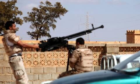 Λιβύη: Συμφωνία για «μόνιμη κατάπαυση πυρός»