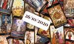 Η ημερήσια πρόβλεψη Ταρώ για σήμερα, 26/10!