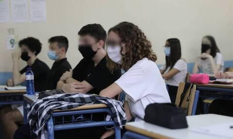 Κορονοϊός: Οδηγίες από τους επιστήμονες ζητά το υπουργείο Παιδείας για τη χρήση μάσκας στα σχολεία