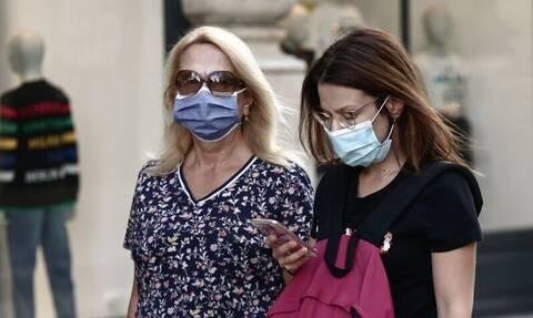 Κορονοϊός: Αυτοί εξαιρούνται από την υποχρεωτική χρήση μάσκας