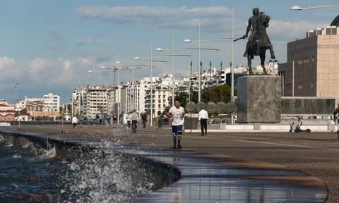 Έκκληση Χαρδαλιά για τη Θεσσαλονίκη: «Να είστε εξαιρετικά προσεκτικοί το επόμενο πενθήμερο»