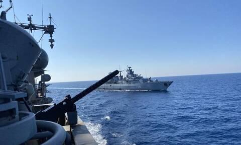 Πολεμικό Ναυτικό: Απόλυτη ετοιμότητα στο Αιγαίο - Οι εντυπωσιακές εικόνες που τρέμουν οι Τούρκοι