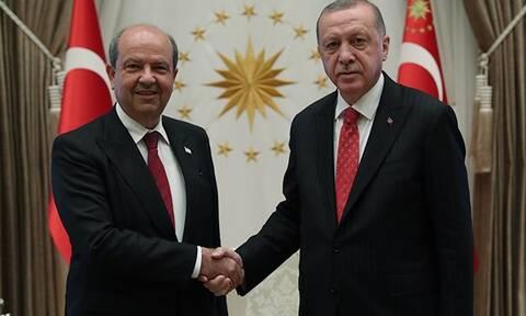 Προκλητικός ο Τατάρ: «Λύση δύο κρατών στην Κύπρο»