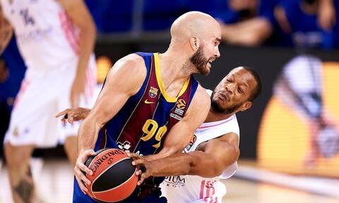 Euroleague: Η Μπαρτσελόνα πήρε το Clasico με τη Ρεάλ Μαδρίτης (vids+pics)