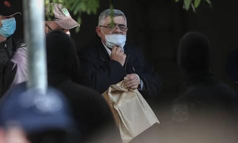 Δίκη Χρυσής Αυγής: Πώς πέρασαν το πρώτο βράδυ στη φυλακή «διευθυντήριο» και Ρουπακιάς